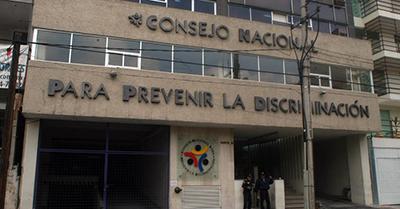 Foto del edificio del Consejo Nacional para Prevenir la Discriminación