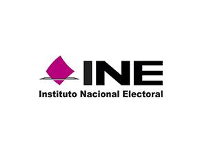 Logo del Instituto Nacional Electoral