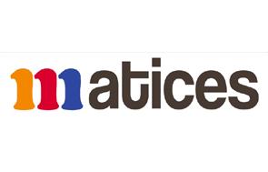 Logotipo que identifica la colecci�n editorial Matices, del Conapred.