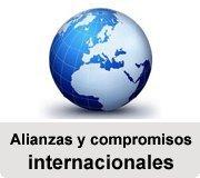 Alianzas internacionales.