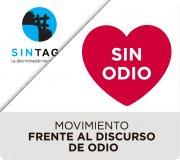 Logo de la campaña SINODIO. Va a sitio externo.