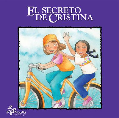 Portada de cuento El secreto de Cristina