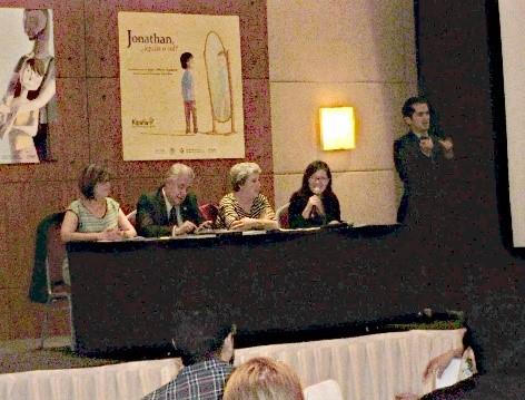 Panelistas del Congreso Internacional de IBBY