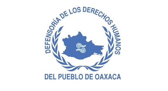 Logo de Defensoría de Derechos Humanos del Pueblo de Oaxaca