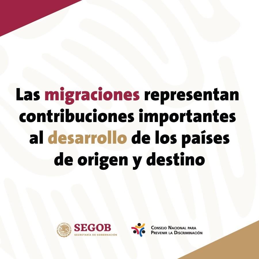 Infografía datos enadis 2017 sobre personas migrantes