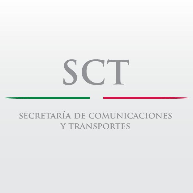 Logotipo de la Secretaría de Comunicaciones y Transportes
