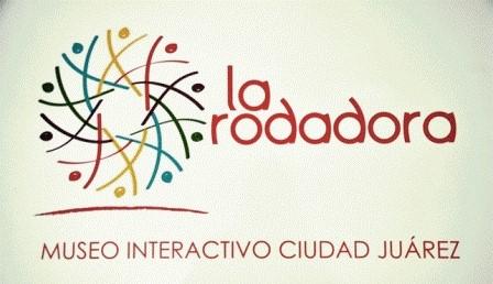 Logotipo del museo la rodadora
