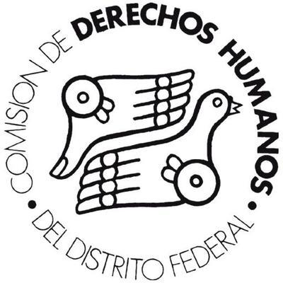 Logo de la Comisión de Derechos Humanos de la Ciudad de México