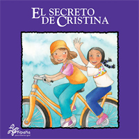 Portada de El Secreto de Cristina, versión impresa.