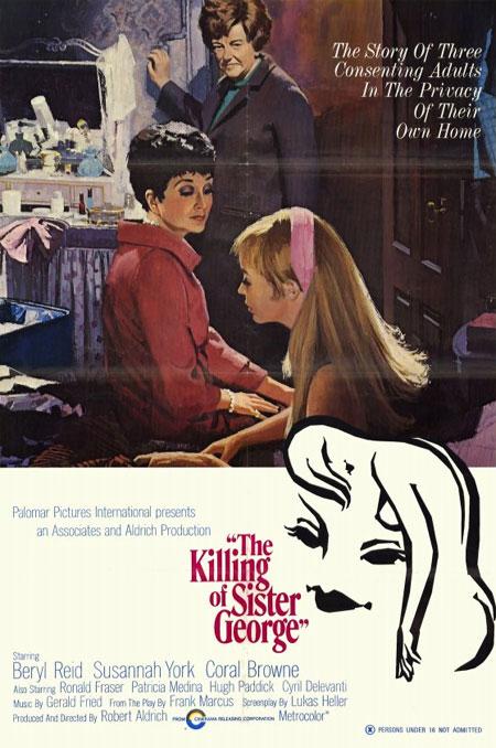Cartel original de la película, estrenada en 1968.
