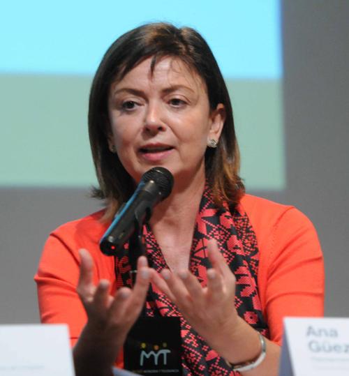 Ana Guezmes - ONU Mujeres.