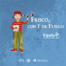 Portada: Francisco con F de Fuego