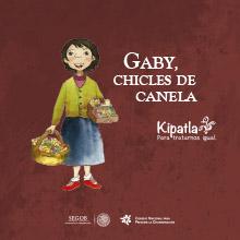 Portada: Gaby, Chicles de Canela