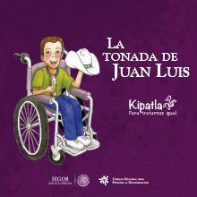 Portada: La Tonada de Juan Luis