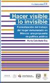Imagen que muestra la portada del libro, Hacer Visible lo Invisibles