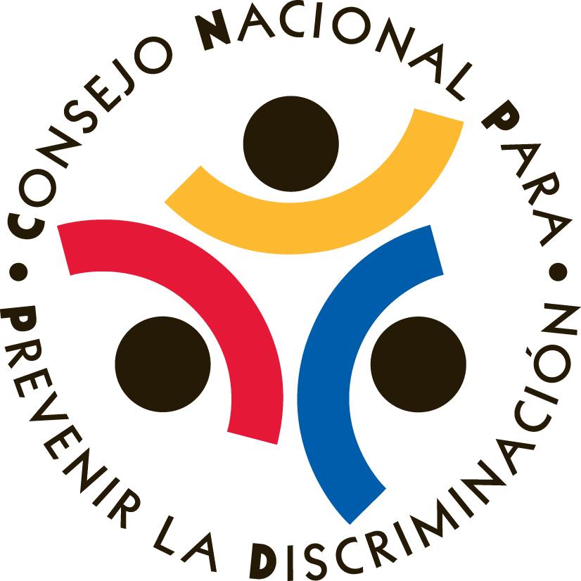 Logo del Consejo Nacional para Prevenir la Discriminación