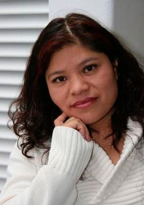 Imagen que muestra a Marcelina Bautista.