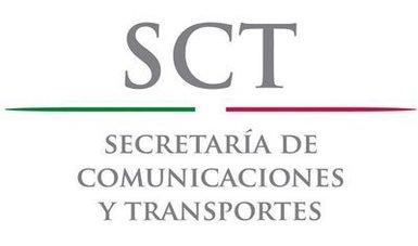 Logo de Secretaría de Comunicaciones y Transportes